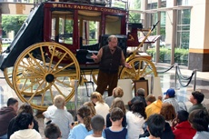 Wells Fargo History Museum - Capitol Mall