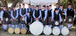 City of Sacramento Pipe Band