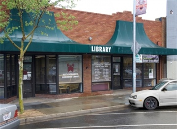 North Sacramento-Hagginwood Library