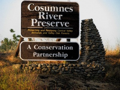 Cosumnes River Preserve Visitor Center