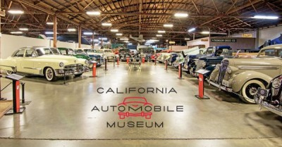 The California Automobile Museum