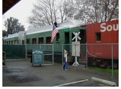 Folsom Railroad Museum