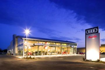Niello Audi Dealership | Sacrato365
