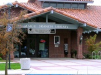Maidu Library - Roseville
